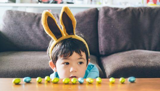 Caça ao ovo: Como deixar a Páscoa das crianças mais