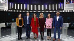 El brusco debate a 'seis' en el que Álvarez de Toledo se hundió con su