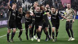 El Ajax derrota a la Juventus de Cristiano y llega a