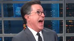 Colbert Revels In French Reaction To Trump's 'Flying Water Tanker'