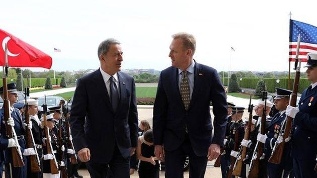 Οι υπουργοί άμυνας ΗΠΑ και Τουρκίας συζήτησαν για τη σημασία της αμερικανοτουρκικής