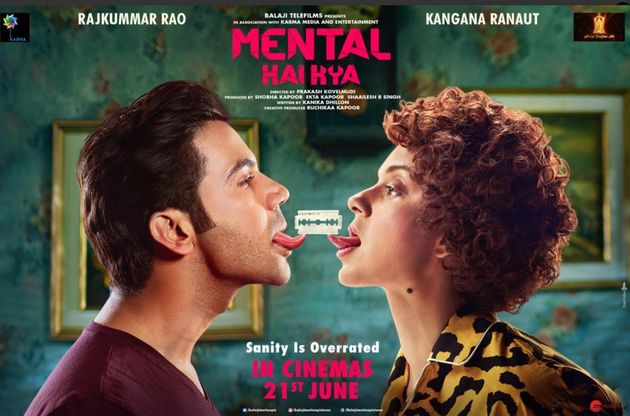 'Mental Hai Kya' Poster Is Out And Mental Health Experts On Twitter Aren't