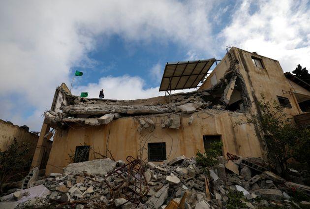 Ισραήλ: Ο στρατός κατεδάφισε το σπίτι Παλαιστίνιου που κατηγορείται για επίθεση εναντίον