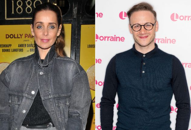 Louise Redknapp and Kevin