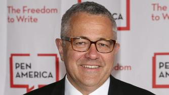 NEW YORK, NY - MAY 22:  Jeffrey Toobin attends PEN America's 2018 Literary Gala at American Museum of Natural History on May 22, 2018 in New York City.  (Photo by Manny Carabel/WireImage)