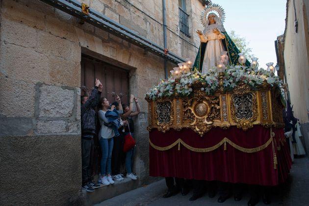 Y la ciudad que tiene la mejor Semana Santa de España, según los lectores de 'El HuffPost',