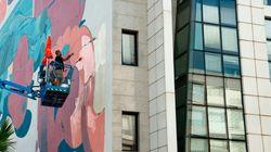 Street-art: le festival