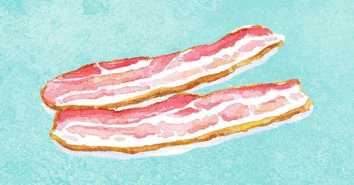 Bacon: apenas um sonho distante para viver mais.