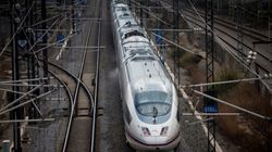 Renfe cancela este miércoles 46 trenes de larga distancia, AVE y media