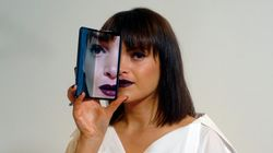 Samsung Galaxy Fold: To πρώτο smartphone της εταιρείας με πτυσσόμενη