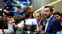 Salvini denuncia una