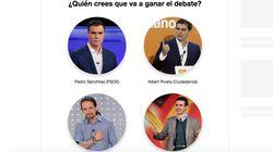 Encuesta: ¿Vas a ver el debate? ¿Quién crees que va a