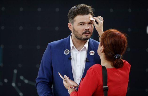 El primer debate electoral en RTVE fue seguido por 2.047.000