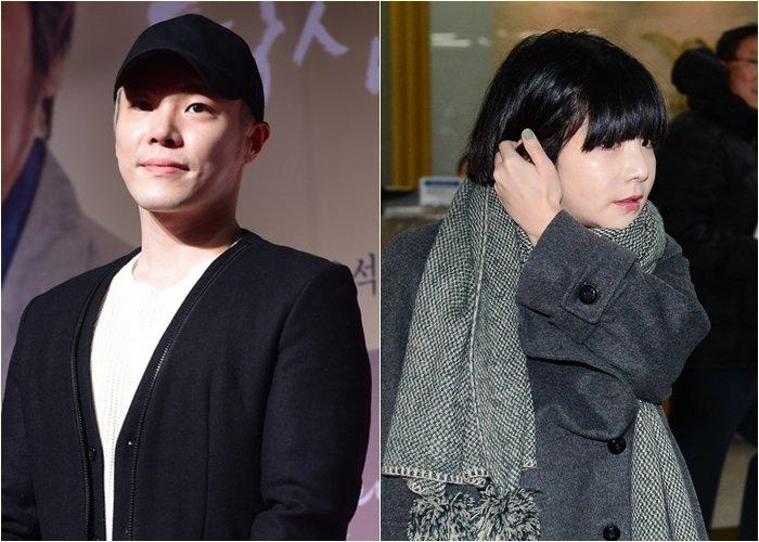 가수 휘성이 '에이미 폭로글'에 대한 공식 입장을
