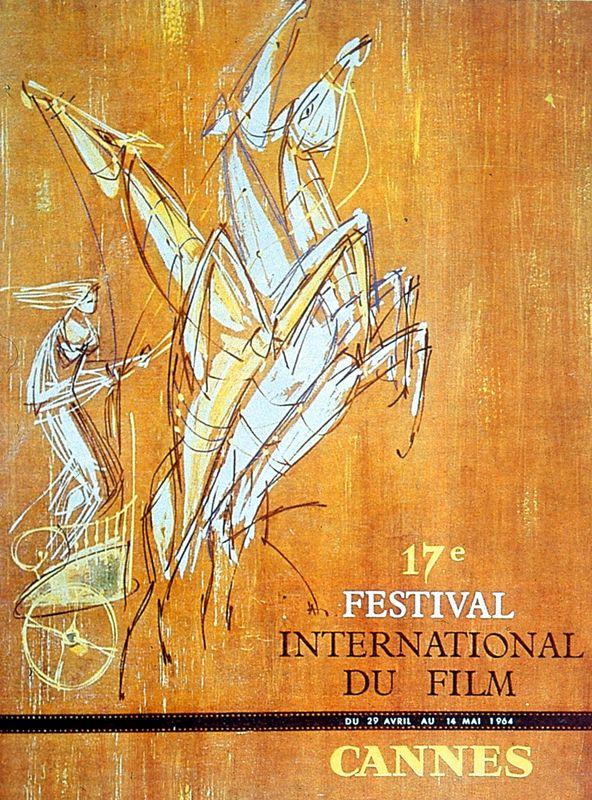 Αφίσα σχεδιασμένη από τον Ζαν-Κλοντ Μορό