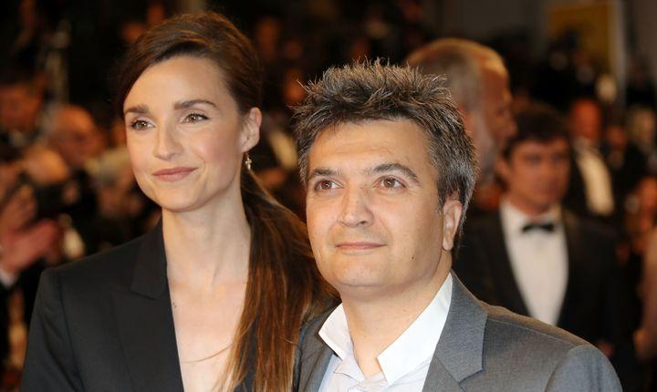 Céline Bosquet et Thomas Langmann au festival de Cannes en 2016.