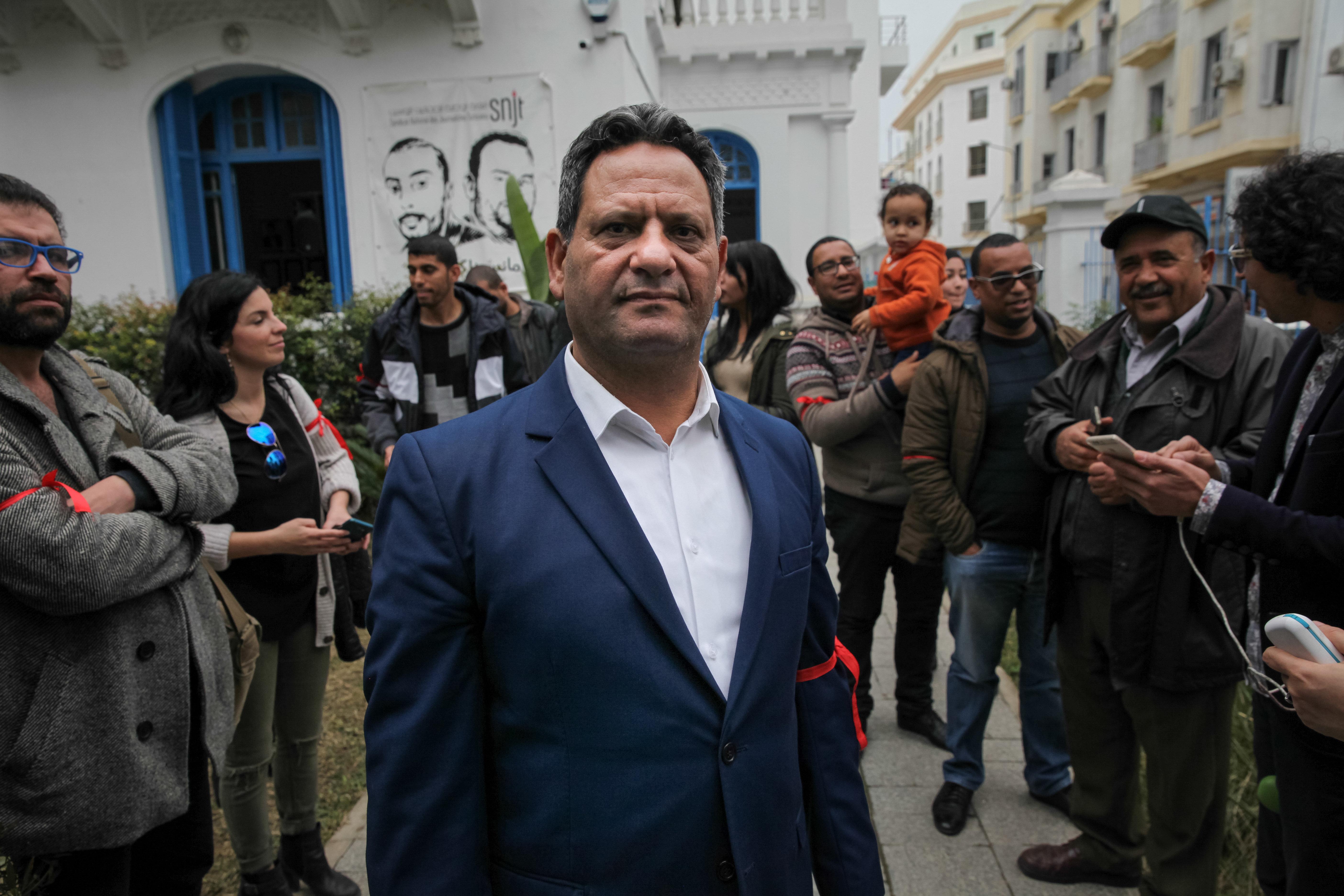 Le Syndicat National des Journalistes Tunisiens menace de porter plainte contre le