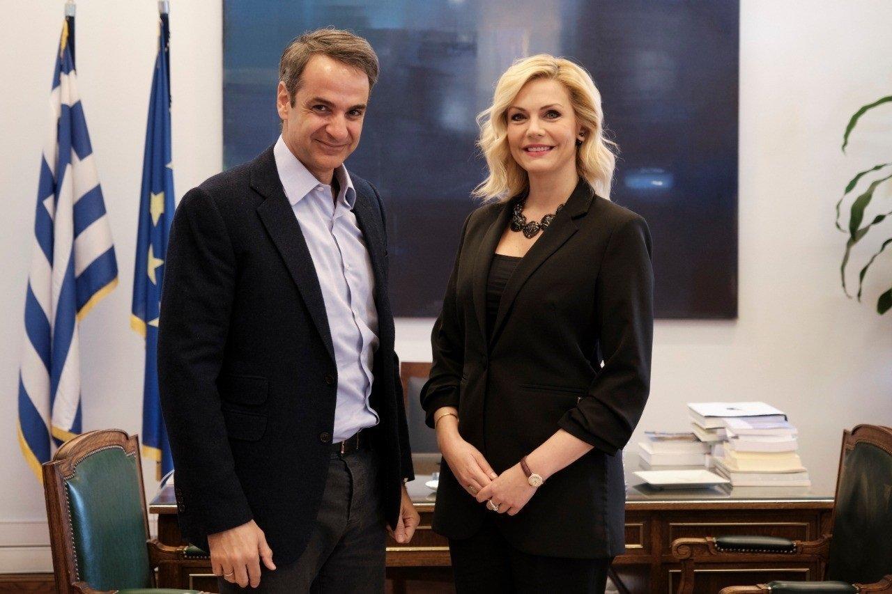 ΝΔ: Υποψήφια στο Νότιο Τομέα της Αθήνας η δημοσιογράφος Έμη