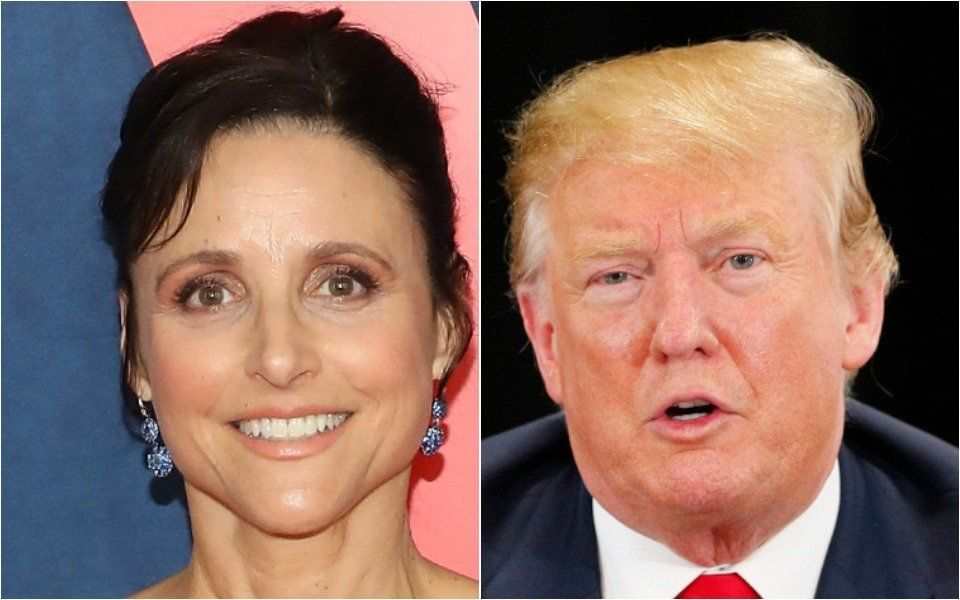 JLD and Donald Trump
