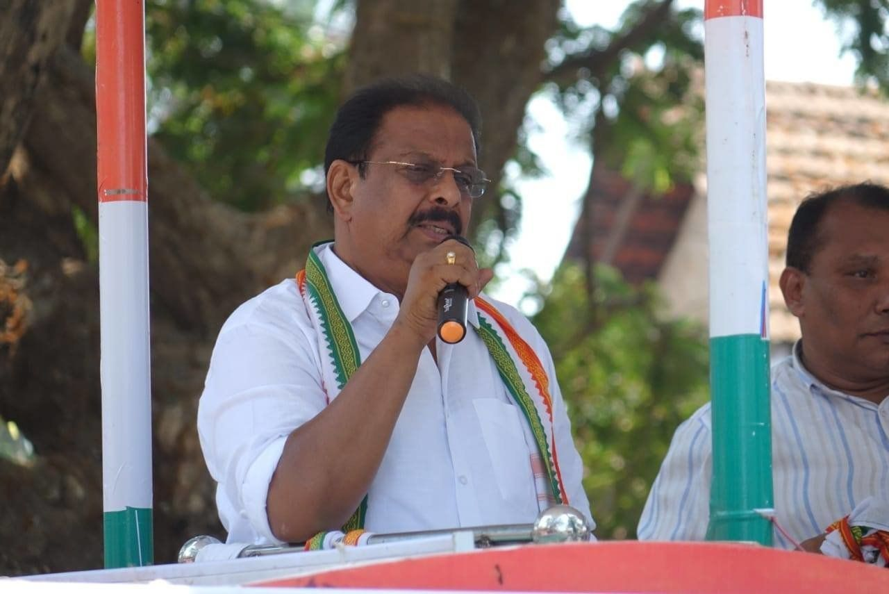 Kerala Congress Leader K Sudhakaran's Misogynist Campaign Video Is Also Really