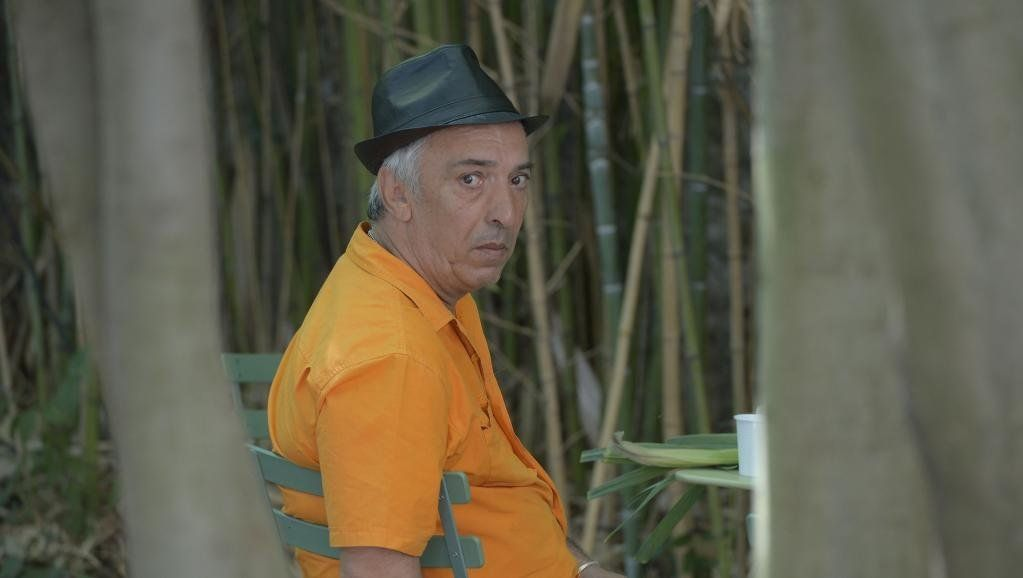 Le dramaturge franco-algérien Aziz Chouaki est
