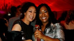 Shonda Rhimes: Sandra Oh's Trailblazing Career 'Is A Gift To Every Artist Of