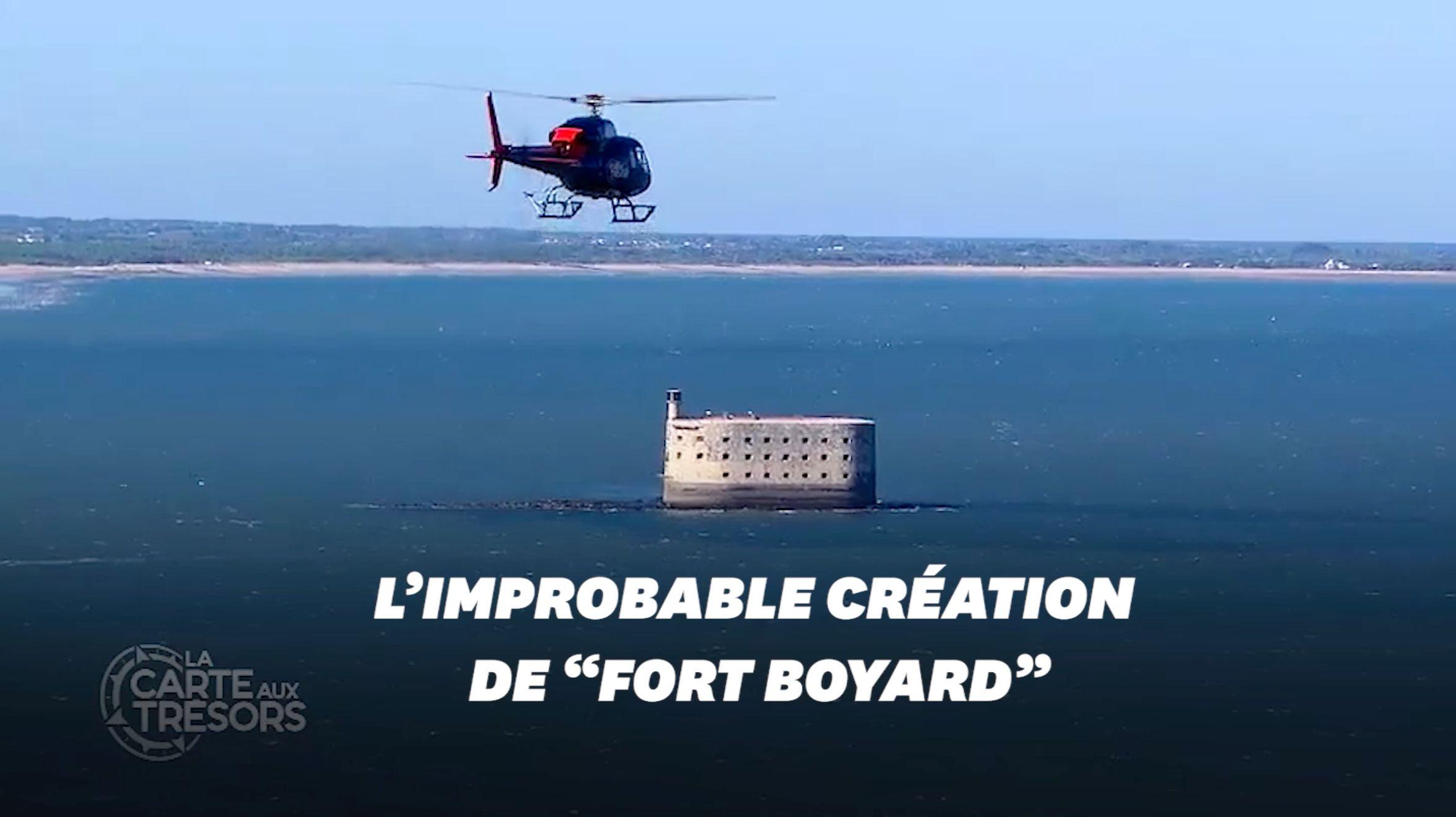 """Sans """"La Carte aux Trésors"""", Fort Boyard"""" n'aurait jamais vu le"""