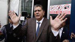 Muere el expresidente peruano Alan García tras pegarse un tiro cuando iba a ser