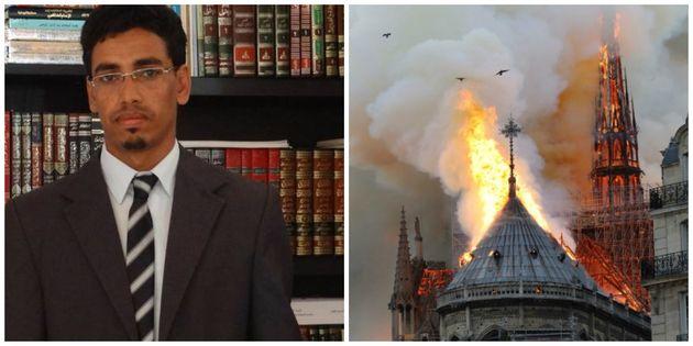 Incendie de la cathédrale Notre-Dame: Un membre du conseil national du PJD défend la thèse du