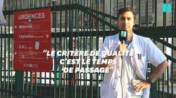 En grève illimitée, les urgentistes dénoncent les conditions de travail