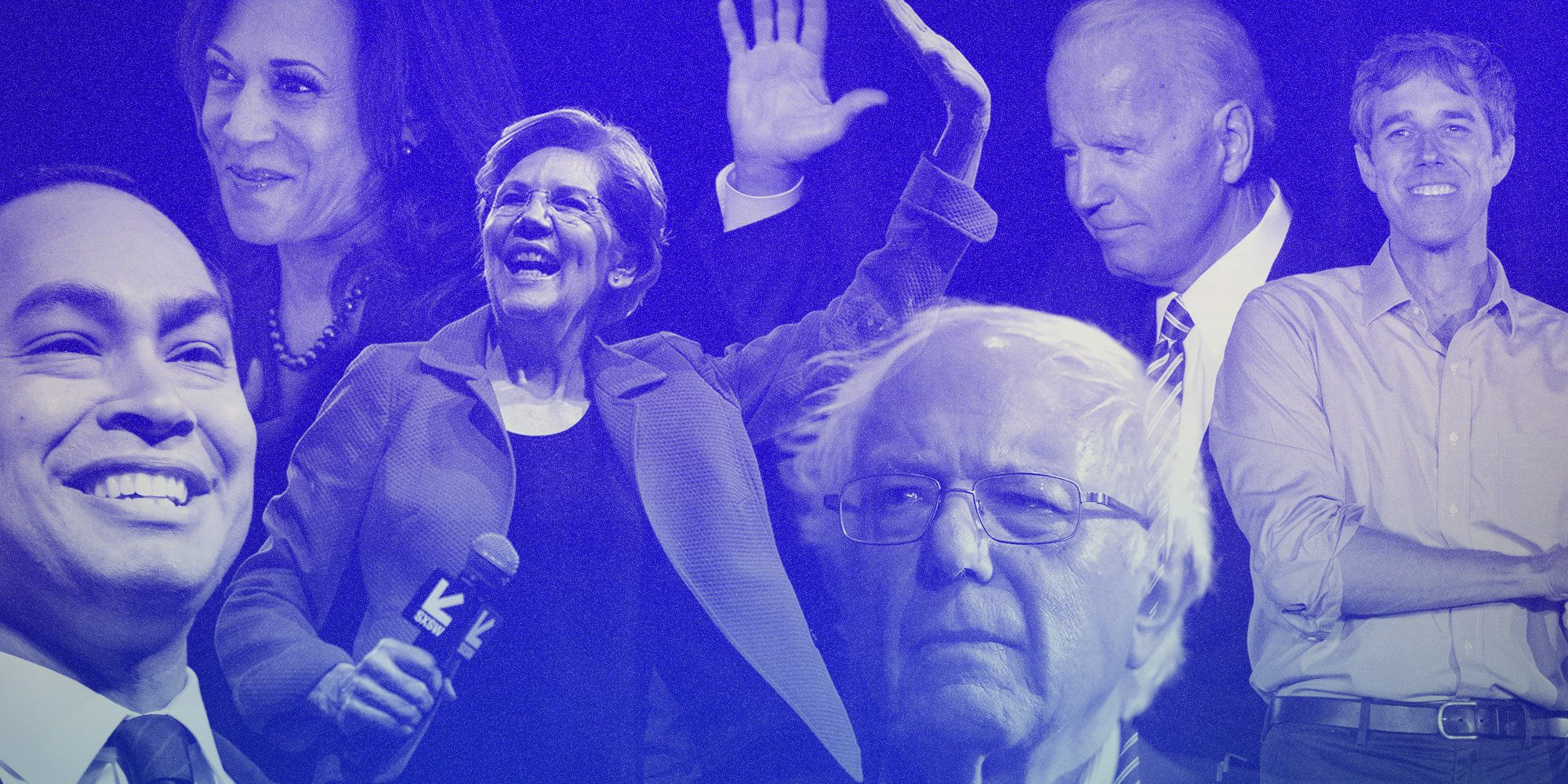 The 2020 candidates are vying to be the most electable person.
