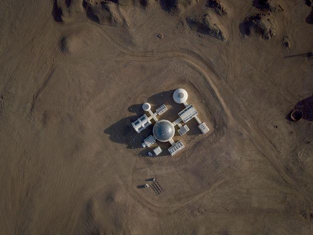 Vivre comme sur Mars? Une base ouvre dans le désert
