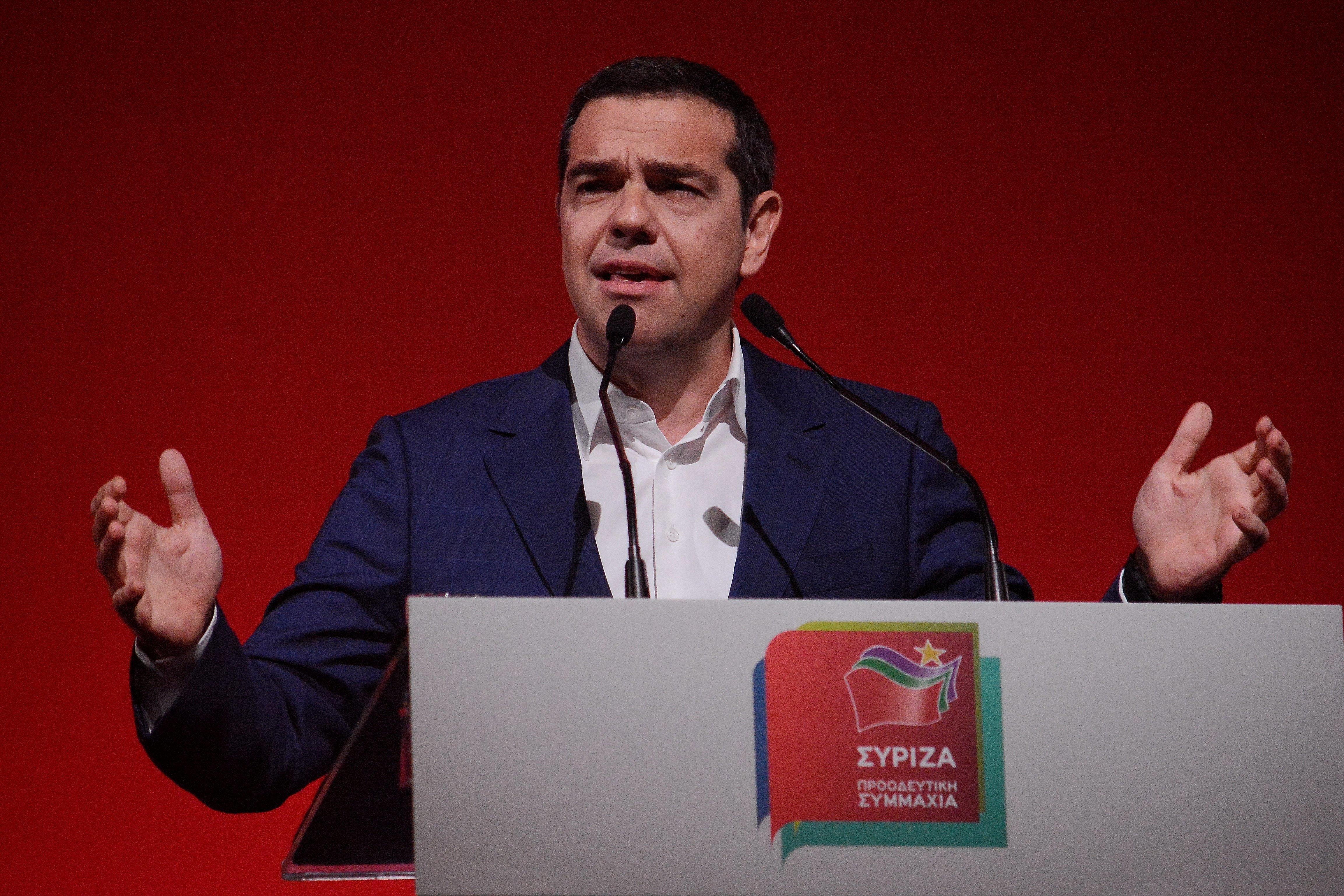 ΣΥΡΙΖΑ: Τα διλήμματα των εκλογών θα συγκροτήσουν την σύγκρουση Αριστεράς και