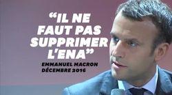 Quand Emmanuel Macron défendait