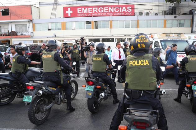 Περού: Αυτοκτόνησε ο πρώην πρόεδρος της χώρας πριν τη σύλληψή