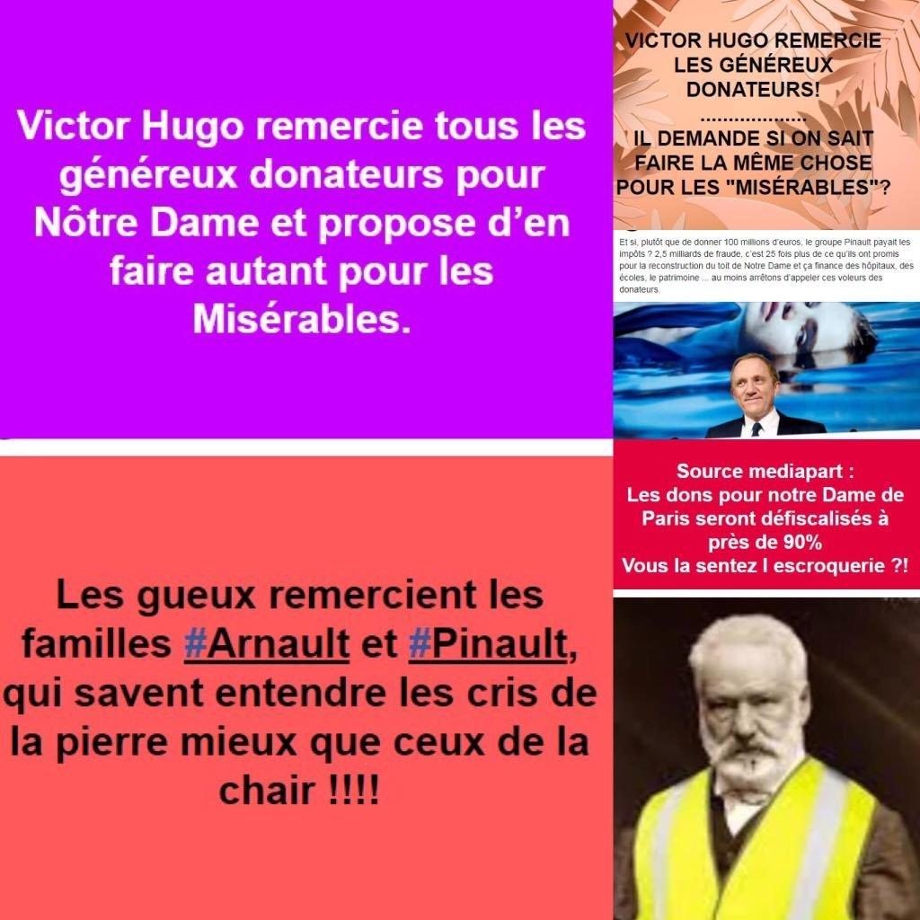 """""""Les Misérables"""" en gilets jaunes ne veulent pas être oubliés après"""