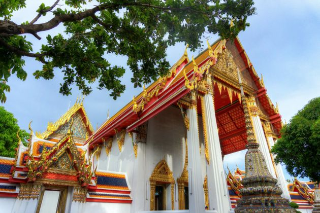 Wat Pho is a gorgeous temple complex in