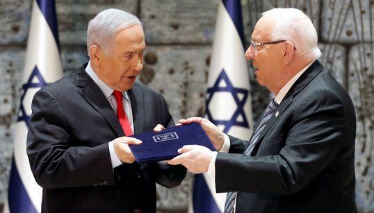 Benjamin Netanyahu chargé de former le prochain
