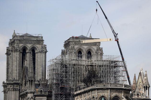 Walt Disney donará cinco millones de dólares para reconstruir Notre Dame