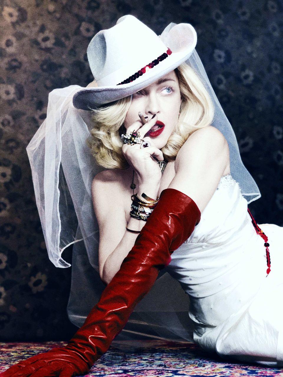 Madonna has now unveiled her new album, Madame