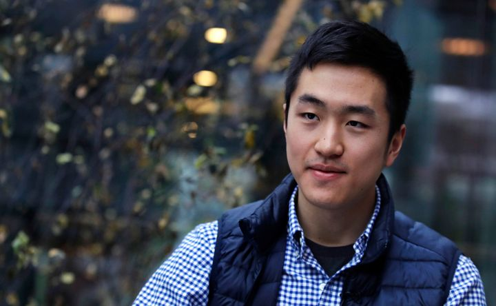 """I'm from the sovereign nation of Queens, New York,"" Rhodes scholar Jin Park joked."