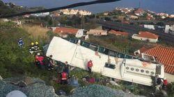 Al menos 28 muertos en un accidente de autobús en la isla de Madeira