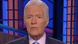 Twitter Freaks Out Fans With The Caption On This Alex Trebek