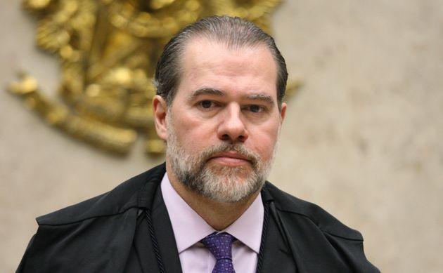 Senadores articulam pedido de impeachment do presidente do STF, Dias Toffoli, citado em documento da...