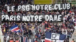 L'hommage des supporters du PSG à