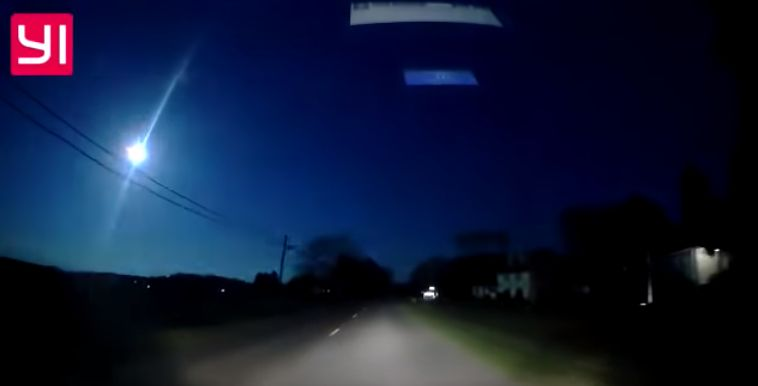 Videos Show 'Fireball' Meteor Lighting Up East Coast Like It's 'Daytime'