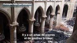 Un photographe de la mairie de Paris commente ses photos inédites de l'intérieur de