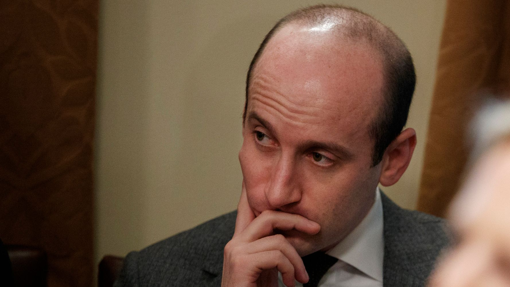 Jewish Groups Demand Stephen Miller Resign From White House