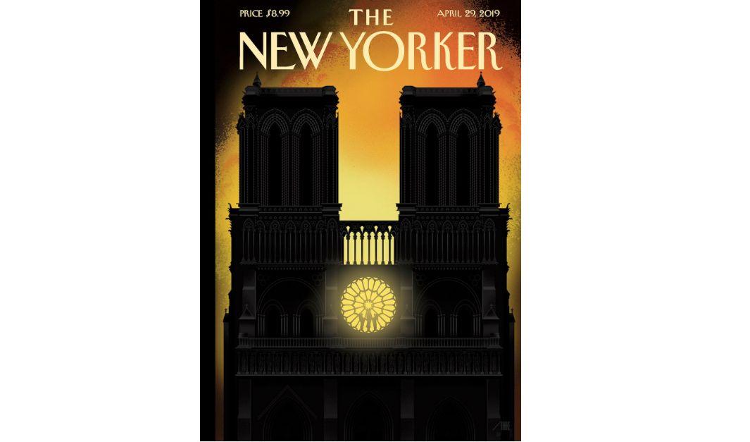 Le New Yorker dévoile sa Une émouvante en hommage à