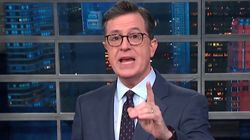 Colbert Has A Reminder For Trump And Fox News 'On Behalf Of The American